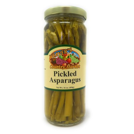 Wild Asparagus - Weaver's Country Market Pickled Asparagus