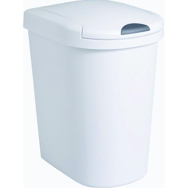 Sterilite Ultra Wastebasket With Lid