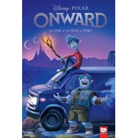 Disney/Pixar Onward: The Story of the Movie in Comics (Hardcover)