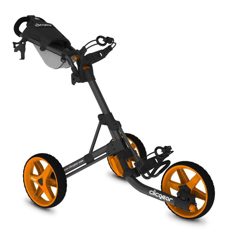 NEW Clicgear Golf Model 3.5+ Push Cart Clic Gear 2016 - You Choose the Color!!