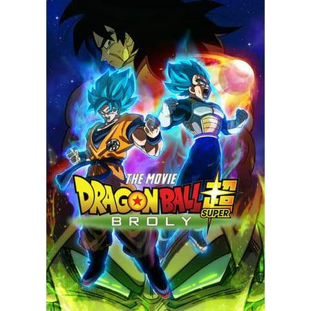 - Dragon Ball Super: Broly (Original Japanese Version)