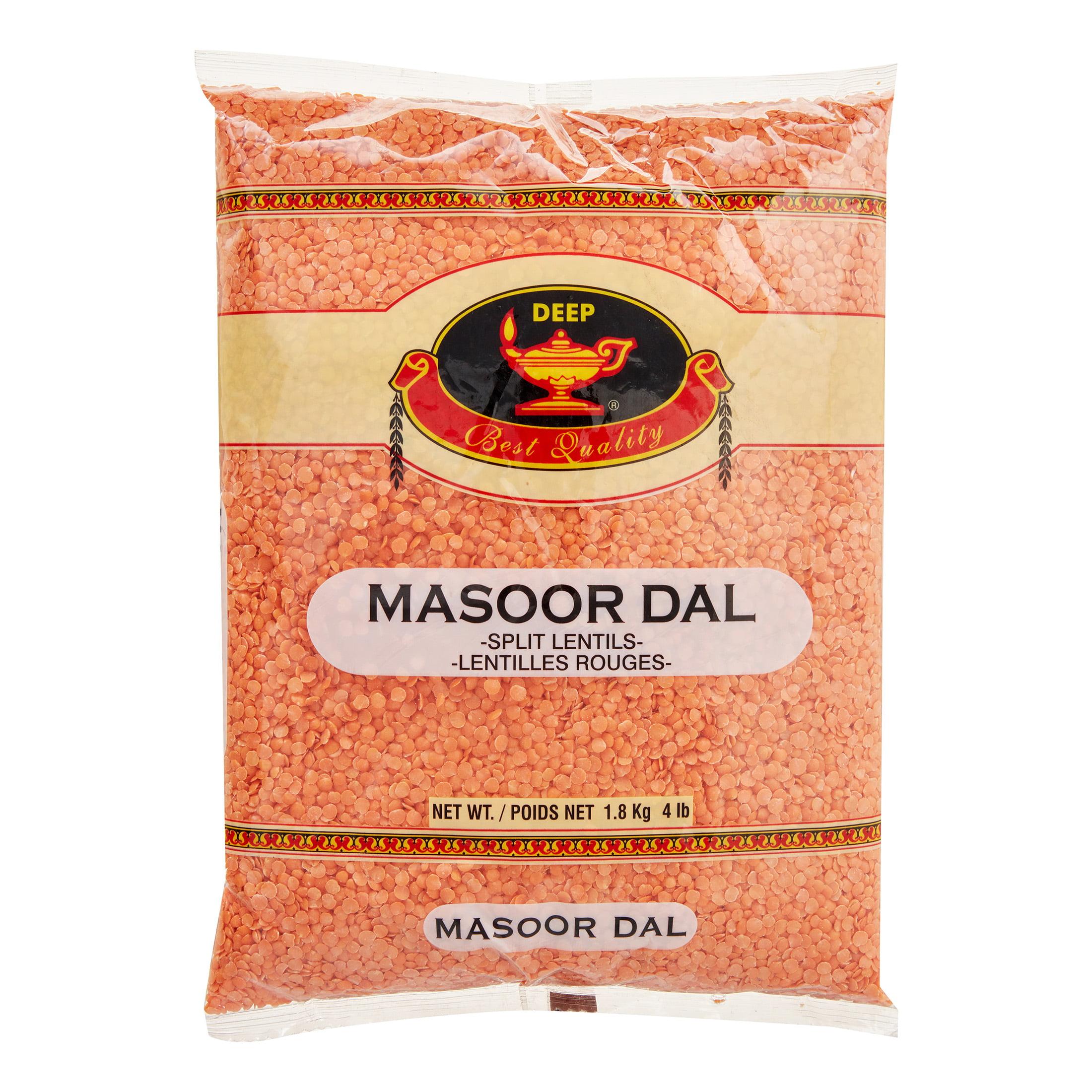 Deep Masoor Dal, 4 Lb by Chetak New York LLC
