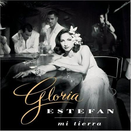 Mi Tierra, By Gloria Estefan Format Audio CD