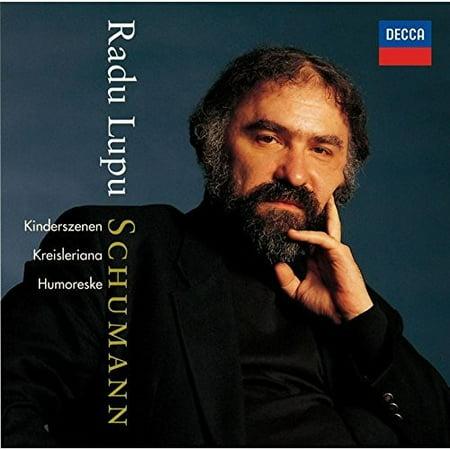 Schumann   Lupu  Radu   Schumann  Humoreske   Kinderszenen  Cd