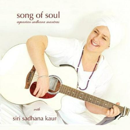 Siri Sadhana Kaur   Song Of Soul  Cd