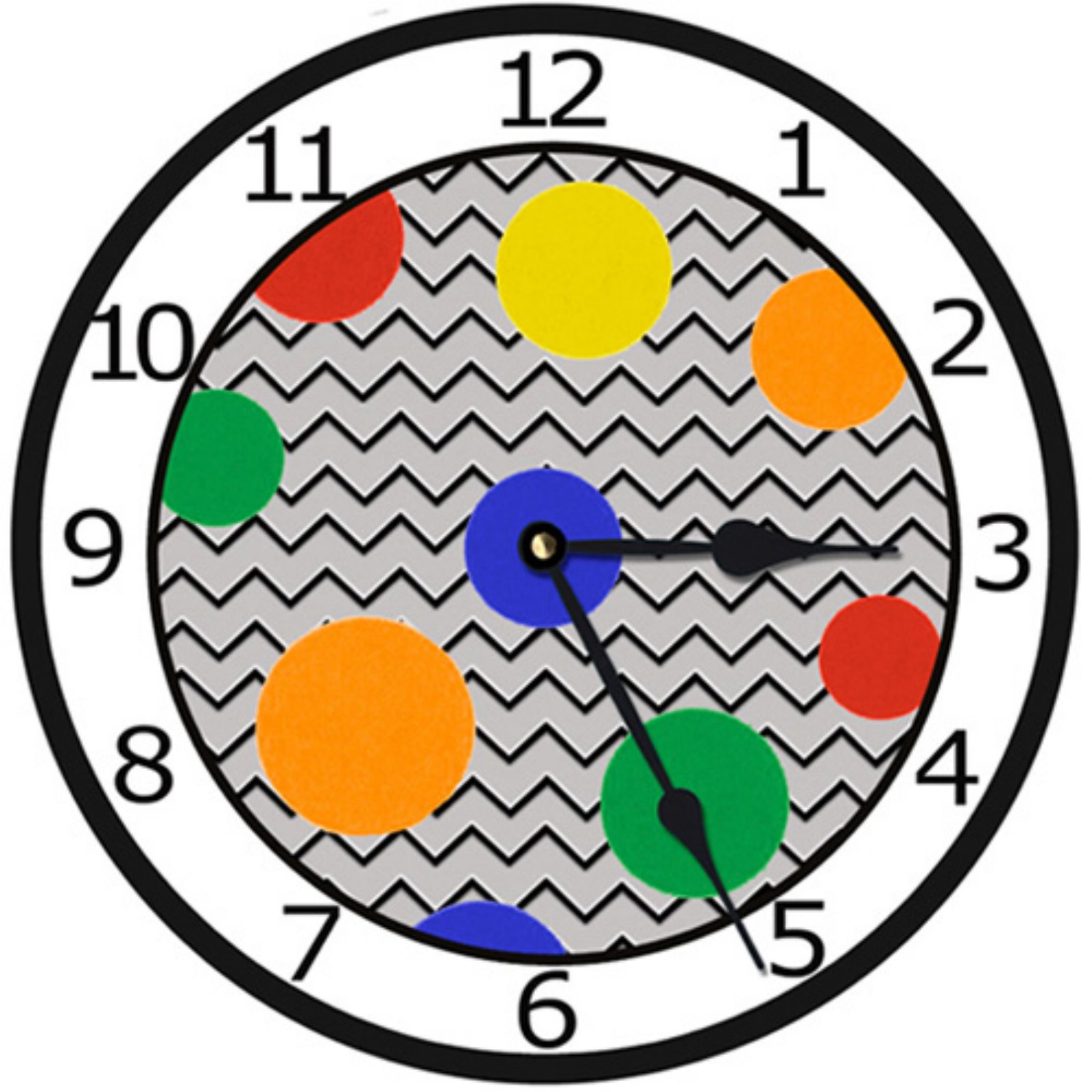Lexington Studios Del Ray Wall Clock
