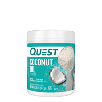 Quest Coconut Oil Powder, Unflavored, 1.25 lb, 20 oz