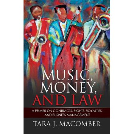 Music, Money and Law : A Primer on Contracts, Rights, Royalties, and Business Management
