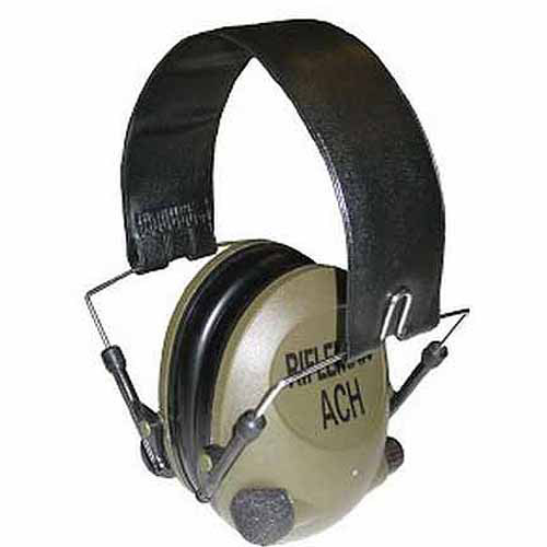 Rifleman Electronic Hearing Protection, ACH, NRR 21