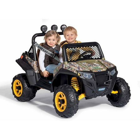 Peg Perego Polaris RZR 900 12-Volt Battery-Powered Ride-On, - Polaris Xlt Snowmobile