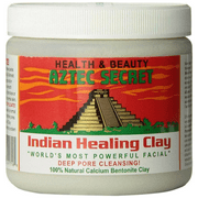 Aztec Secret Indian Healing Clay Deep Pore Cleansing Beauty Facial Mask 16 Oz