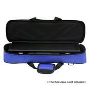 LADE Padded Flute Bag Backpack Soft Case Lightweight with Carry Handle Shoulder Strap
