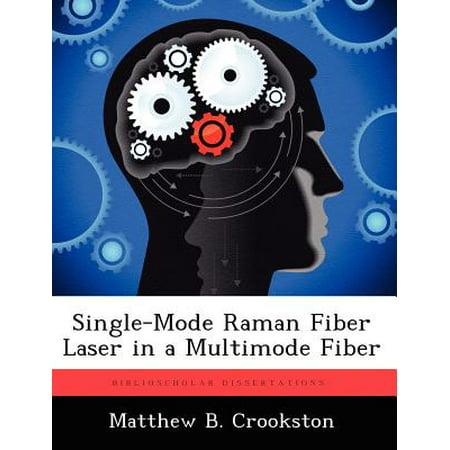 Single-Mode Raman Fiber Laser in a Multimode Fiber