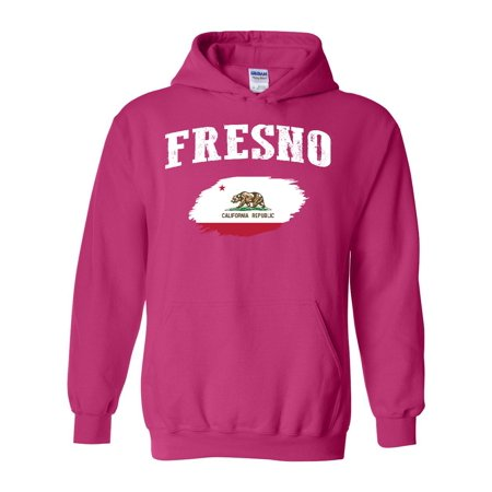 Fresno California Unisex Hoodies Sweater