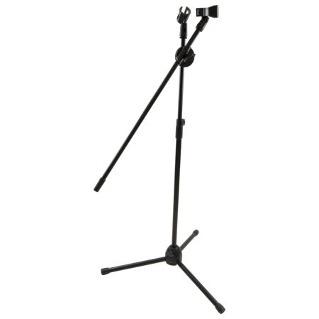 - Tripod Two Microphone Stand with Boom Arm (Up to 62