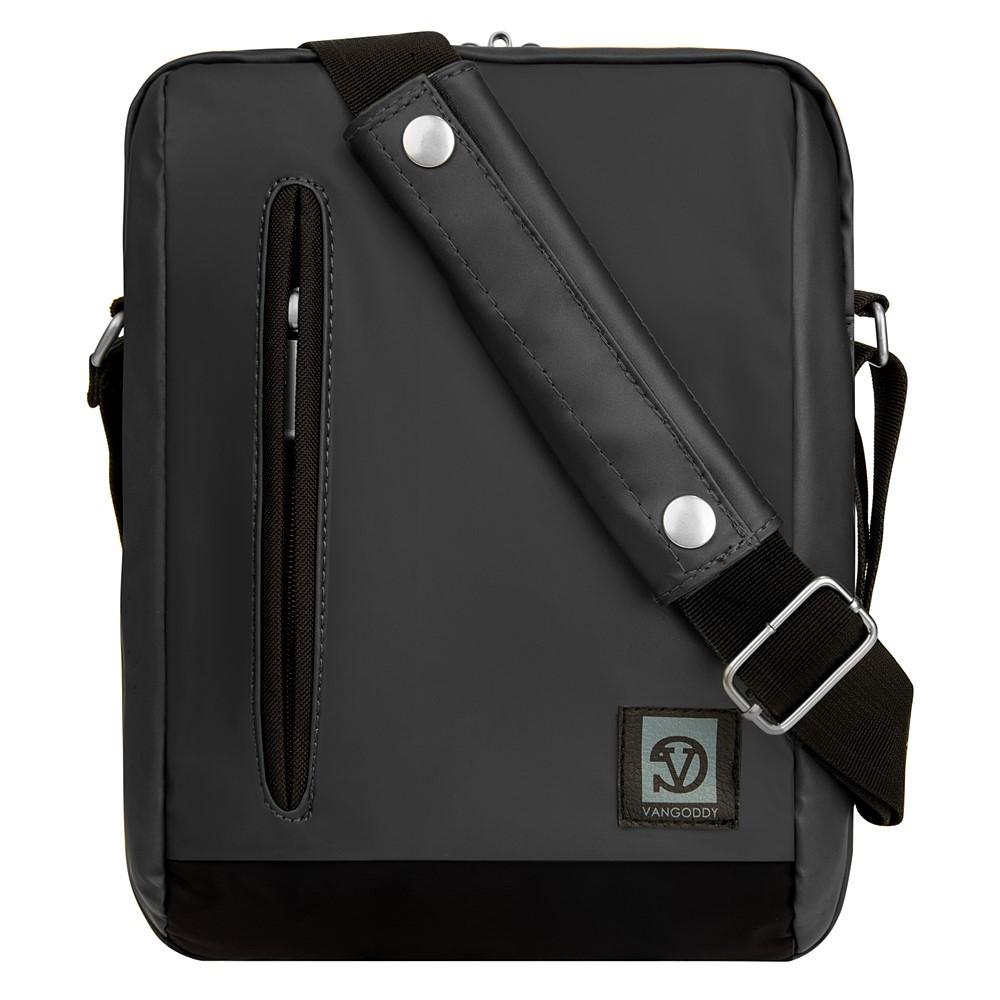 VANGODDY Adler Cushioned Laptop, Notebook, Netbook, Ultrabook Over the shoulder Bag Case fits up to 10, 10.1, 10.2 [Apple, Acer, Asus, HP Samsung, Toshiba, etc]