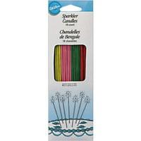 "Wilton ""Trick"" Sparkler Candles, 18 Ct"