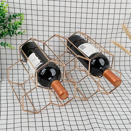 Wine Racks Countertop Storage, Wine Bottle Storage Inserts