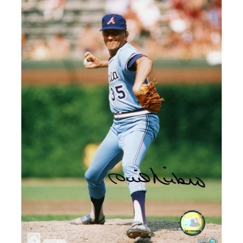 "Phil Niekro Atlanta Braves Fanatics Authentic Autographed 8"" x 10"" Pitching Photograph - No Size"