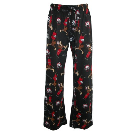 Women's Knit Novelty Print Pajama - Halloween Pajamas Womens