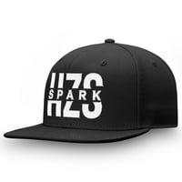 Hangzhou Spark Fanatics Branded Profile Adjustable Snapback Hat - Black - OSFA