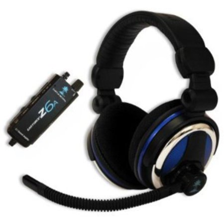 Turtle Beach TBS_2214 Ear Force Z6A Gaming Headset with Multi Speaker 5.1 Surround
