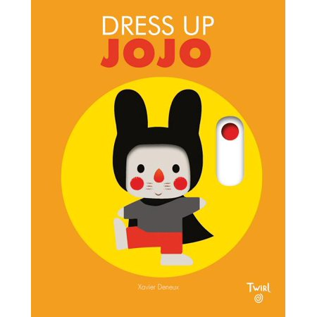 Athletes To Dress Up As For Halloween (Dress Up Jojo (Board Book))