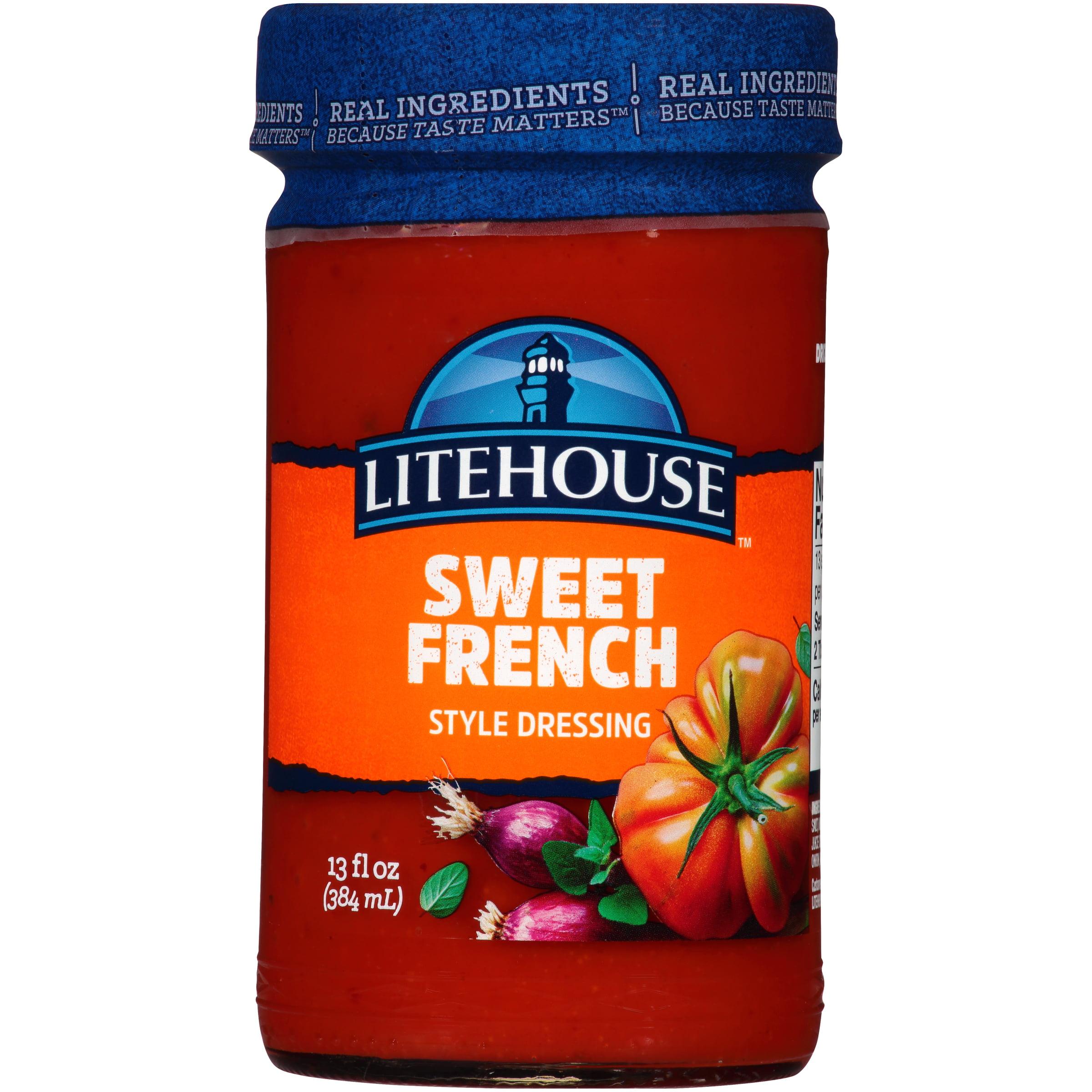 Litehouse Sweet French Style Dressing & Dip, 13.0 FL OZ