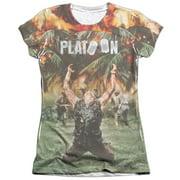 Platoon Key Art Juniors Sublimation Shirt