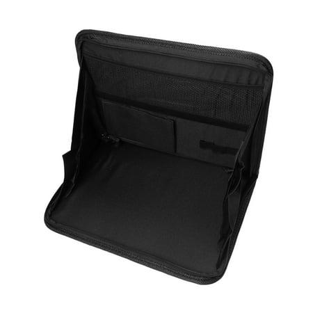 Unique BargainsCar Foldup Bag Laptop Holder Tray Food Storage Pocket  Back Headrest Mount ()