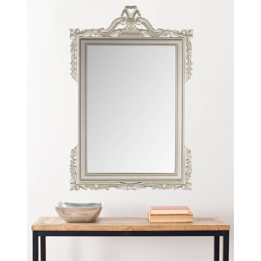 Safavieh Pedimint Mirror, Multiple Colors