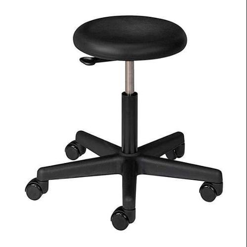 BEVCO 3300-P Round Stool,No Backrest,19-1/2 to 27 in. G7122193