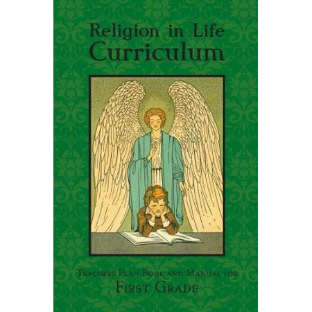 Religion in Life Curriculum First Grade Teachers Plan Book and Manual (1st Grade Halloween Lesson Plans)