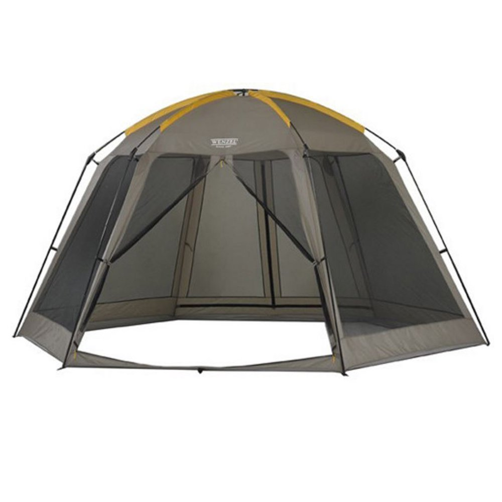 Wenzel 14x12 Foot Biscayne Light Portable and Spacious Screen House Tent | 36512 by Wenzel