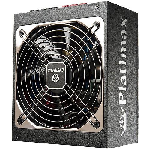 Enermax EPM850EWT Platimax 850W, 12V Multiple Rail Modular ATX Power Supply