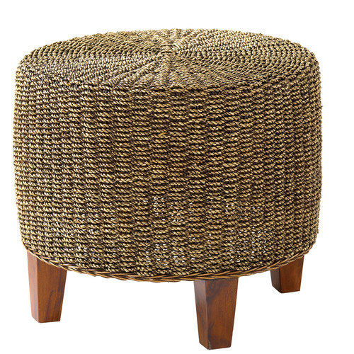 Ibolili Seagrass End Table