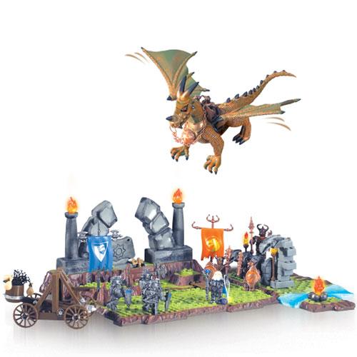 Mega Bloks Dragons: Battle Gate Set by