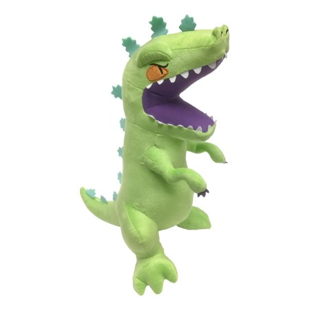 Nickelodeon Splat Reptar Pillow Buddy - Splat Toy