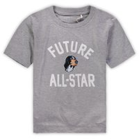Tennessee Volunteers Garb Toddler Toni Future All-Star T-Shirt - Heathered Gray