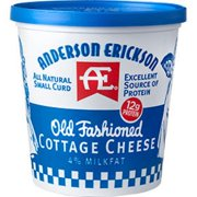 Anderson Erickson 4% Milk Fat Old Fashioned Cottage Cheese, 24 Oz.