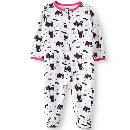 Sleep 'N Play Pajama (Baby Girls) - Halloween Art Projects For Babies
