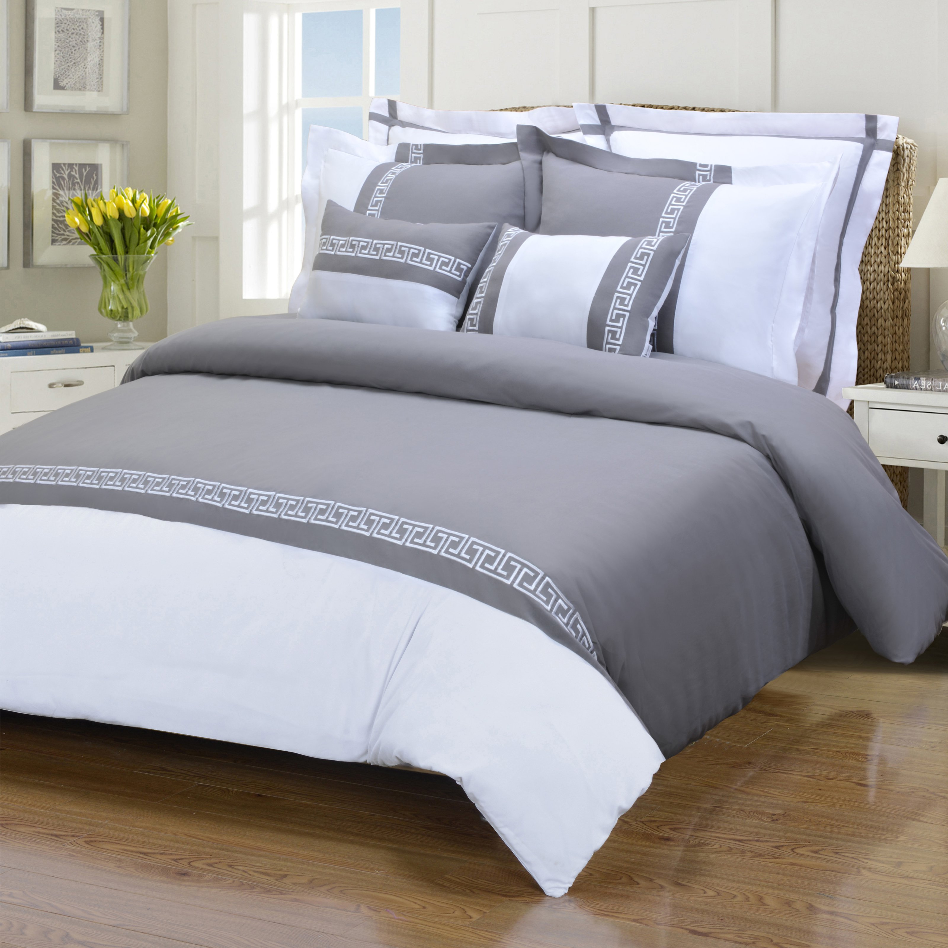 Luxor Treasures Emma by Impressions 7 Piece Duvet Cover Set