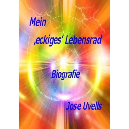 Mein 'eckiges' Lebensrad - eBook (Blaue Eckige Brille)