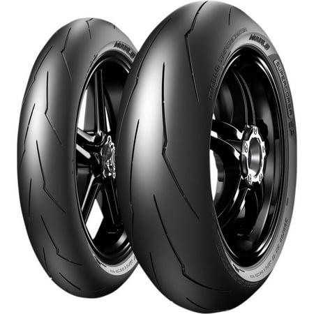 Pirelli 3310500 Diablo Supercorsa SP V3 Rear Tire -