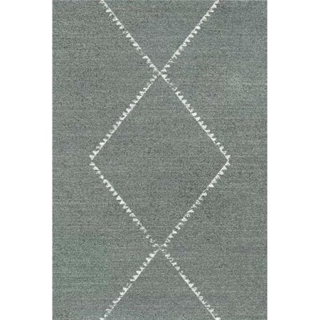 Dynamic Rugs MR69232294268 5 ft. 3 in. x 7 ft. 7 in. Mehari 23229 Rectangle Contemporary Shag Rug - 4268 Grey - image 1 of 1