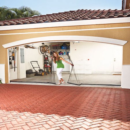 Garage Screen Doors-Double (Best Value Garage Doors)