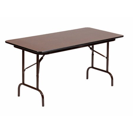 "Correll, Inc. 36"" Rectangular Folding Table"