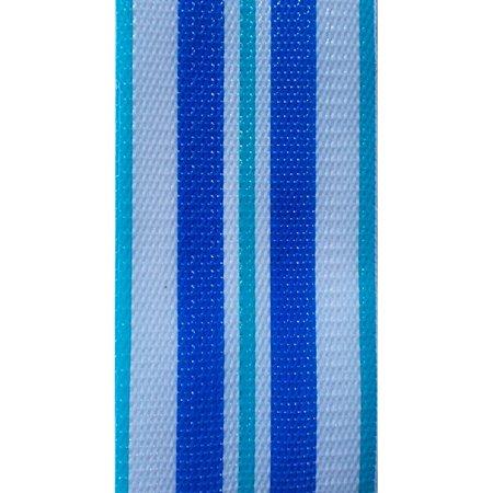 WebbingPro(TM) Stripe Lawn Chair Webbing 3 Inches Wide 92 Feet Long Roll ()