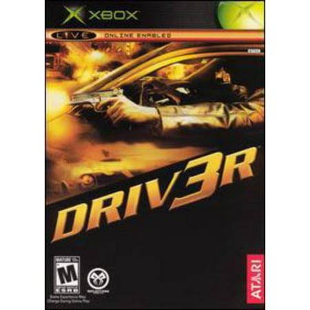 Driv3r For Xbox - Walmart com