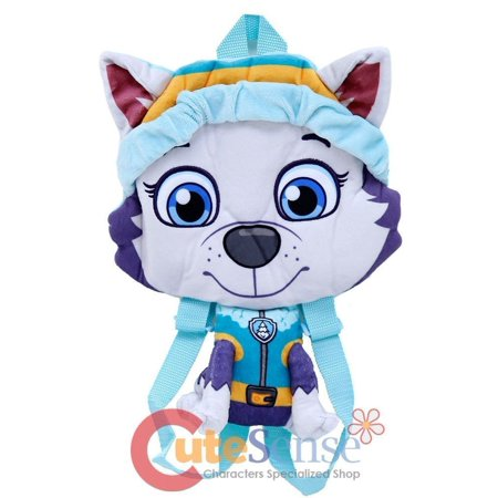 Paw Patrol Everest Plush Doll Backpack 14